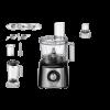 BOSCH Køkkenmaskine multitalent 3 - 800 watt - Sort