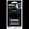 BRAUN Skær til barbermaskine 52S - sølv