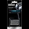BRAUN Skær til barbermaskine 70S - sølv