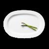 ROSENDAHL Grand Cru ovalt serveringsfad