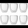 BODUM Pavina outdoor glas 6 stk 0,25 ltr