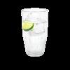 ROSENDAHL Vandglas 0,38 cl 4 stk