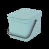 BRABANTIA Affaldsspand m/ låg - affaldssortering. 6 ltr. mint