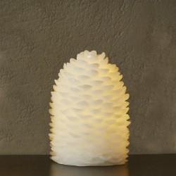 DA´CORE Kogle led lys m/chip 9 x 13 cm hvid