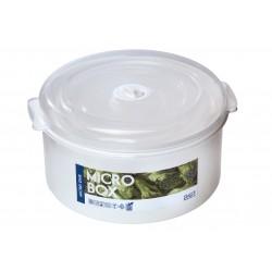 PLAST1 Mikro-box rund 2,75 L