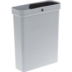Affaldspand i grå plast - 5 ltr