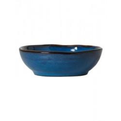 DACORE Stentøj dipskål blå