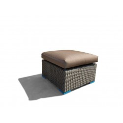Vita lux bord / skammel til sofasæt - brun