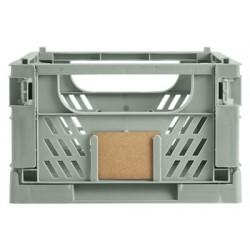 DAY Opbevaringskasse foldbar 33x24,5x15 cm mint green