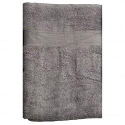 CONZEPT Håndklæde 70 x 140 cm - grå