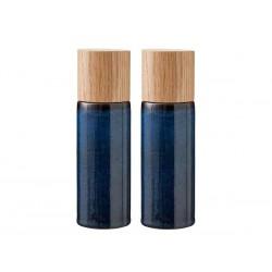 BITZ Salt & peber blå 17 cm