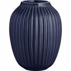 KÄHLER Hammershøi vase indigo 25 cm