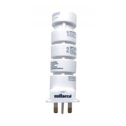 MILLARCO Rejseadapter t/brug i udlandet