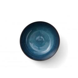 BITZ Salatskål ø. 30 cm sort/mørkblå