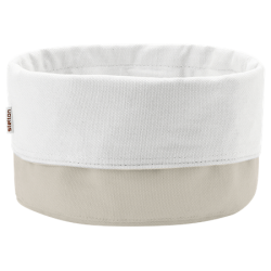 STELTON Brødpose sand/hvid