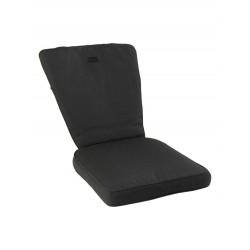 Lux diana sæde/ryg hynde til fast- og stabelstole – flere farver