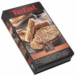 TEFAL Snack collection plader vaffel/kræmmerhus nr. 7