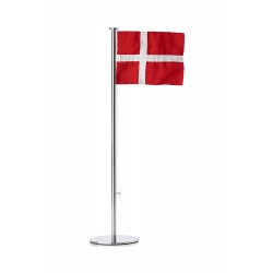 ZONE Bordflag m/dansk flag 40 cm.