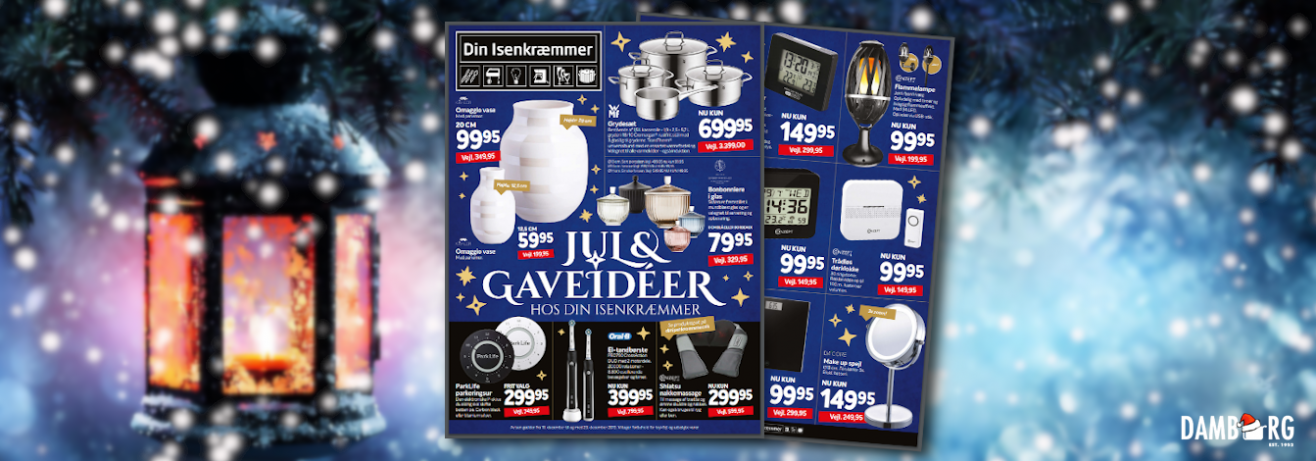 JUL & GAVEIDEER